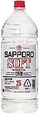サッポロソフト 25度 札幌酒精工業 4000ML