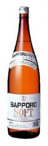 SAPPORO SOFT サッポロソフト 20度 1800ml