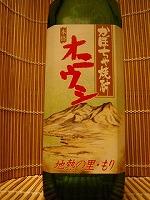 地熱の里 オニウシ かぼちゃ焼酎 20度 720ml&1800ml 森町 西吉田酒造